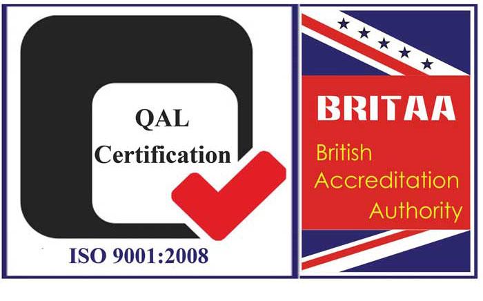 استاندارد مدیریت کیفیت از کشور انگلستان