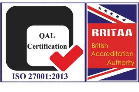 استاندارد مدیریت امنیت اطلاعات از کشور انگلستان