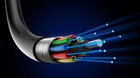 کاربرد الیاف پلی استایرن در فیبرهای نوری