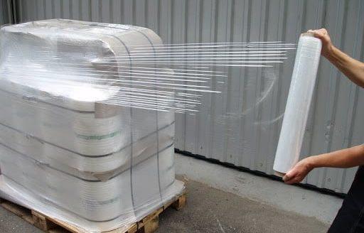 استفاده از پایدار کننده نور UV در استرچ بسته بندی PE